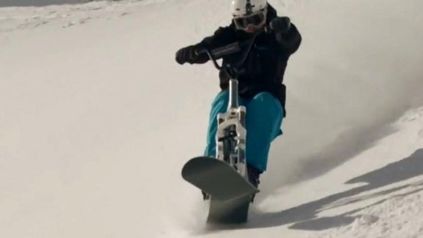 Chamrousse: un jeune homme gravement blessé en snowscoot