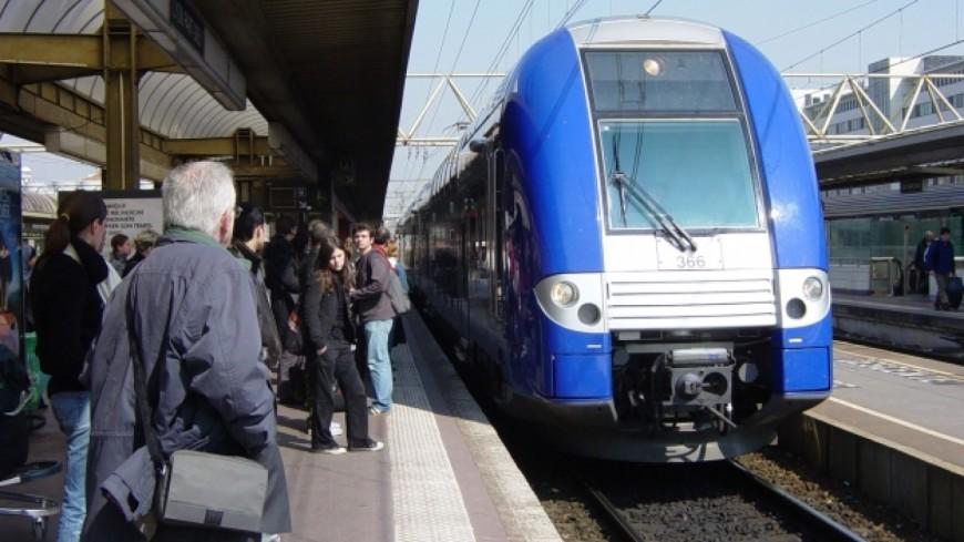 SNCF : le trafic perturbé par une grève en Auvergne-Rhône-Alpes