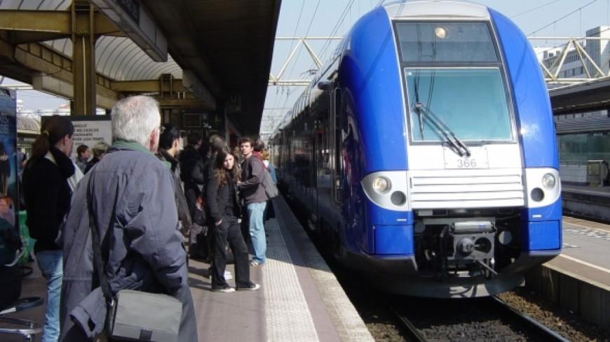 SNCF : trafic légèrement perturbé avant la reprise de la grève samedi
