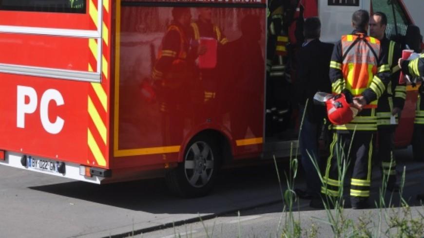 Grenoble: un mur s'effondre quai Perrière