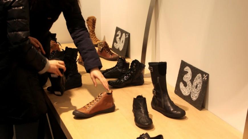 Spartoo va racheter l'enseigne de chaussures André