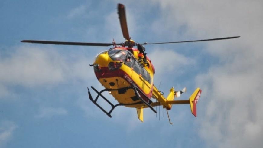 Crolles: un parapentiste gravement blessé après une chute de 200 mètres