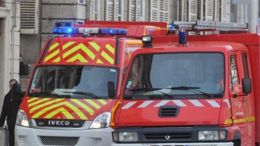 Grenoble : incendie dans un fast-food