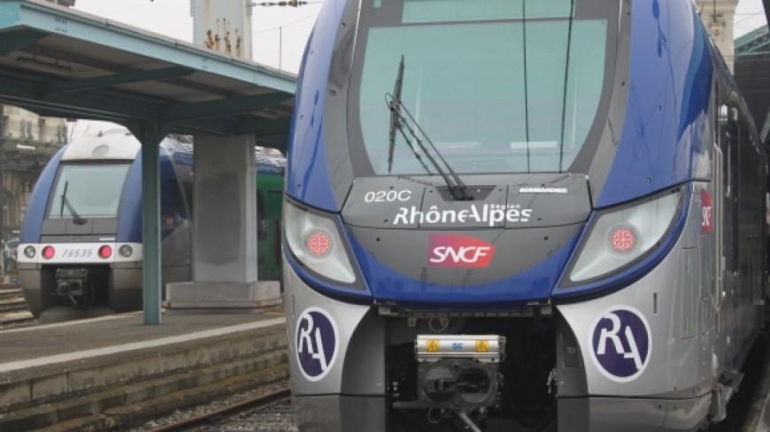 Grève SNCF : le réseau TER perturbé, les TGV moins touchés