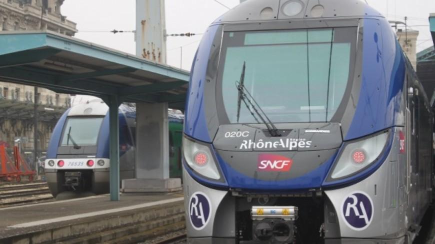 SNCF : la ligne Grenoble-Lyon à l'arrêt les deux prochains samedis