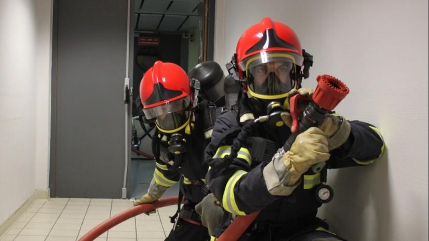 Grenoble : une personne légèrement brûlée dans un incendie