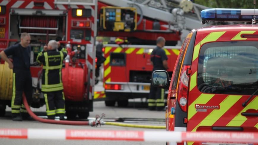 Rives: incendie ce jeudi matin dans une salle de sport et un spa