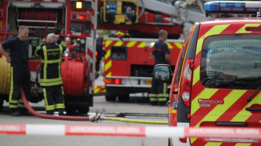 Incendie criminel dans un entrepôt de Saint-Martin-d'Hères