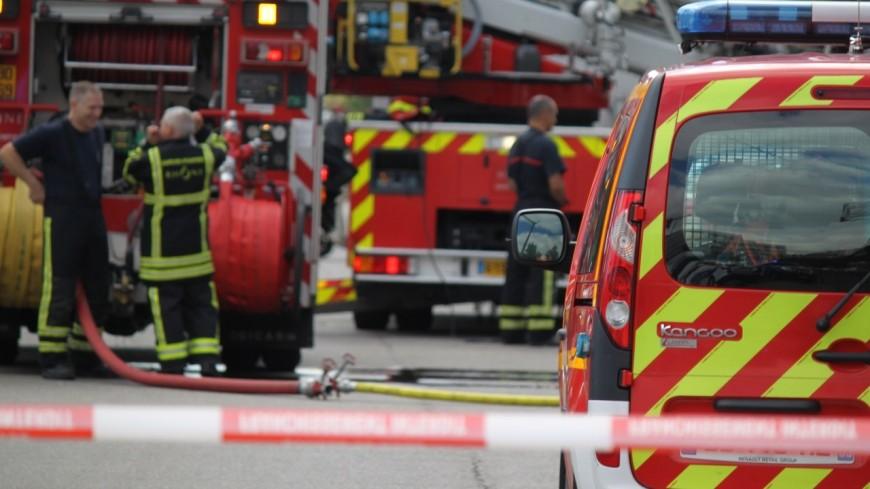 Un camp de Roms incendié à Grenoble