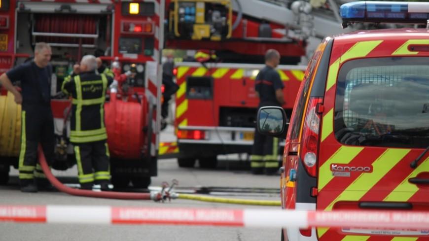 Incendie dans un Ehpad de Saint-Martin-Le-Vinoux