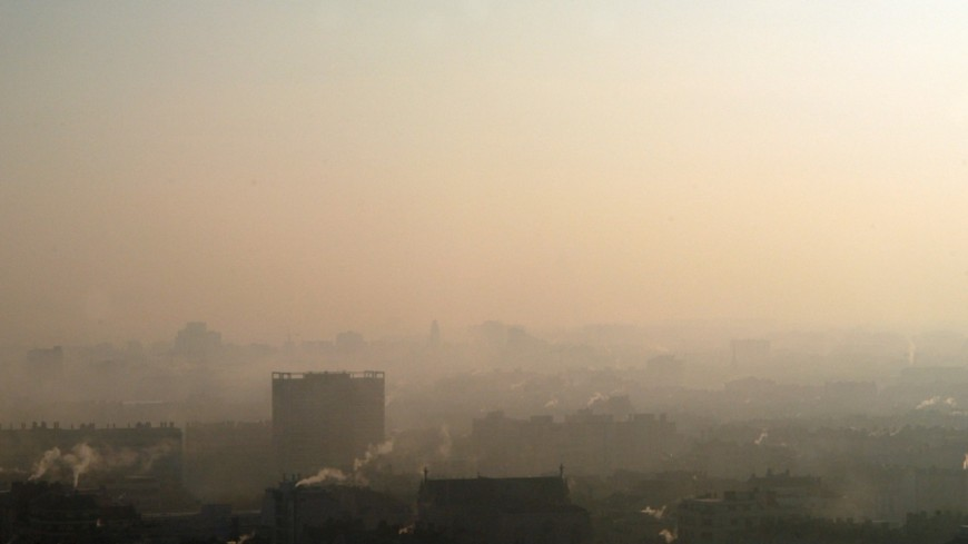 Le bassin grenoblois en vigilance jaune pollution