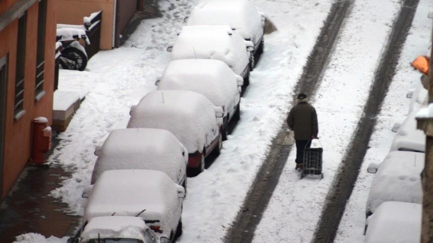 L'Isère passe en vigilance jaune neige-verglas