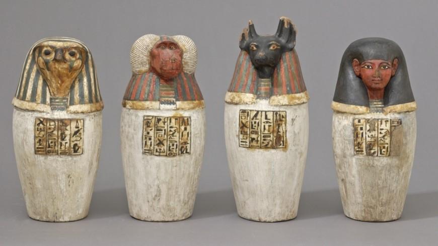 """Ouverture de l'exposition """"Servir les Dieux d'Egypte"""" au musée de Grenoble"""
