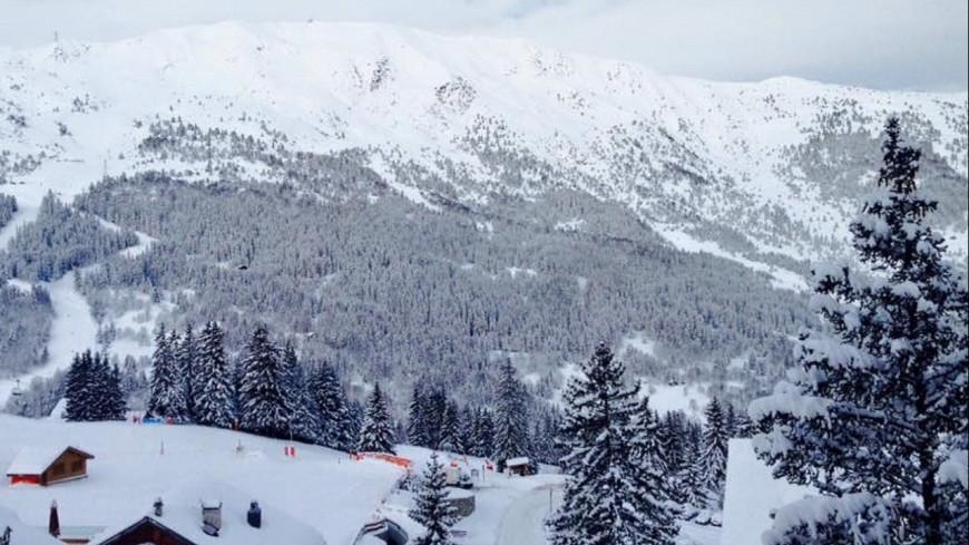 Grave accident de ski à Chamrousse