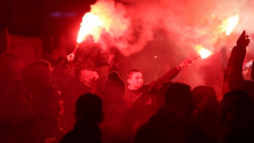 GF38: après la défaite, des affrontements sur la pelouse du Stade des Alpes