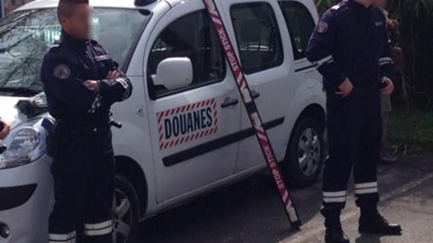 Un passeur de tabac arrêté près de Grenoble