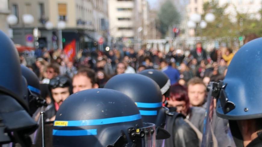 Réforme du code du travail : 1000 personnes à Grenoble selon les syndicats
