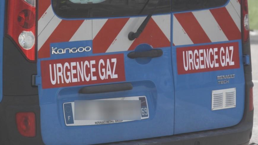 Importante fuite de gaz ce jeudi à Saint-Martin-le-Vinoux
