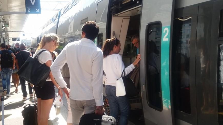 Grève SNCF : des perturbations toujours vivaces ce vendredi à Grenoble