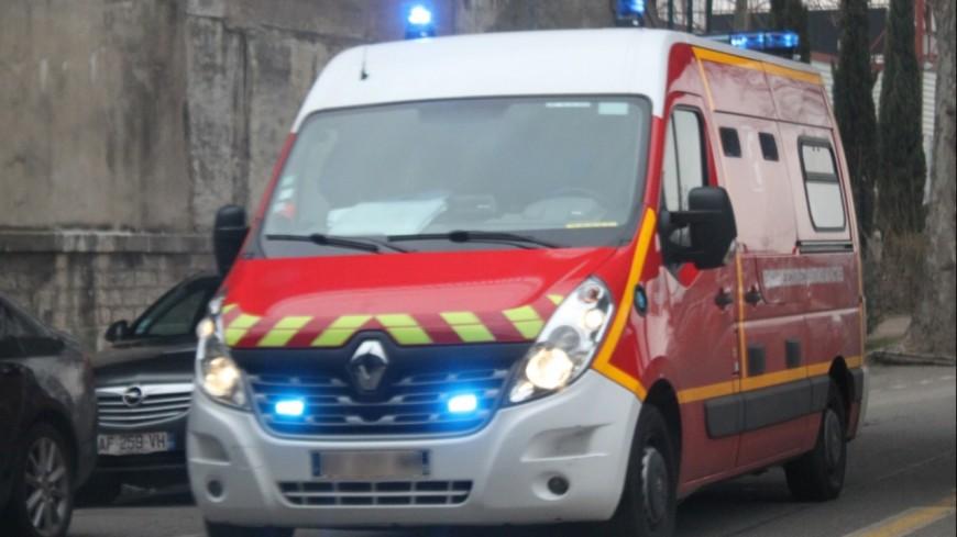 Un adolescent renversé par une voiture à Saint-Martin-d'Hères