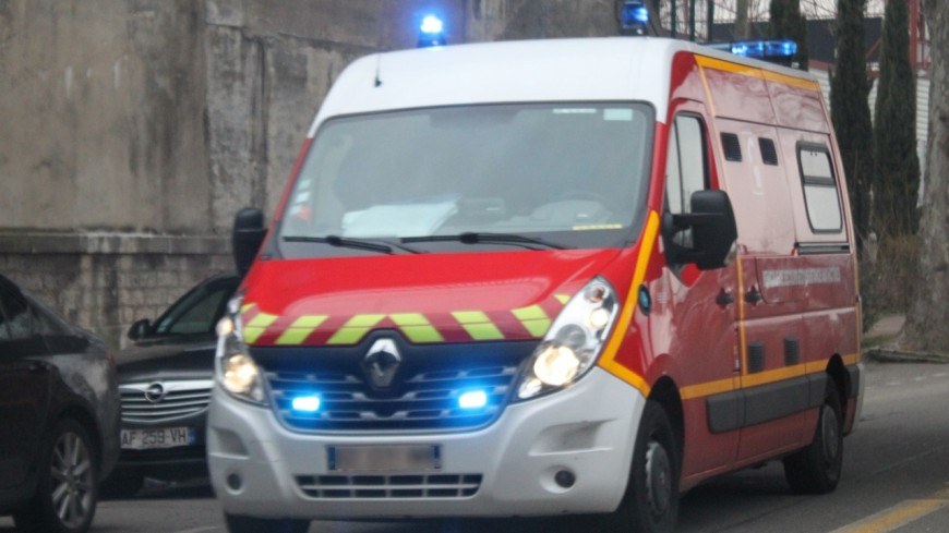 Un cycliste entre la vie et la mort après une chute à Grenoble