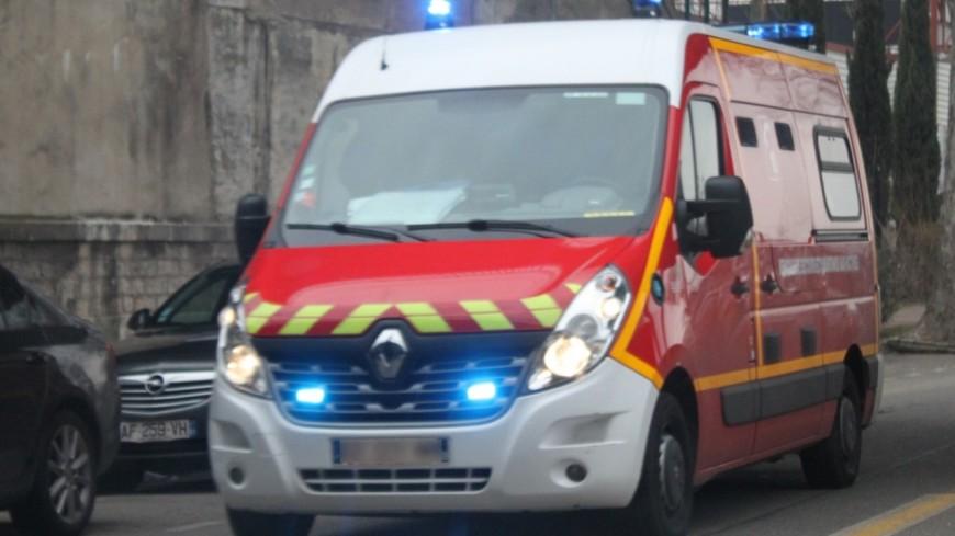 Grenoble : une jeune femme entre la vie et la mort après un accident