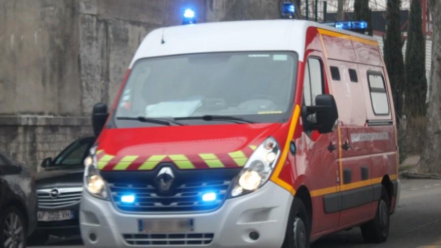 La Côte-Saint-André: deux morts et deux blessés dans un accident