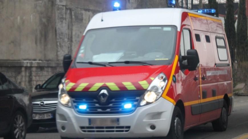Sassenage: un motard gravement blessé lors d'un accident
