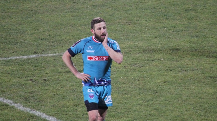 Le FCG chute à Perpignan (42-23)