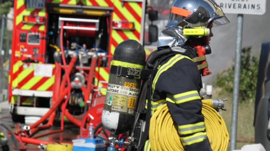 Une octogénaire gravement blessée dans un incendie à Saint Martin d'Hères