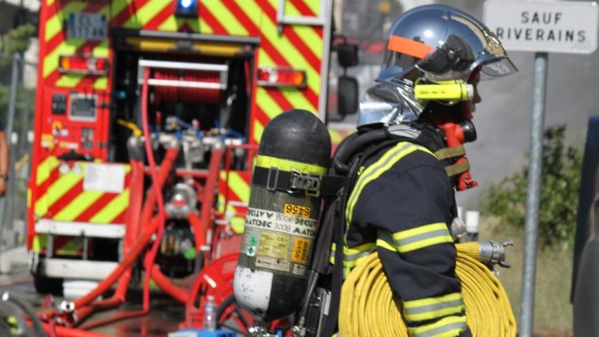 Feux de forêt: cinqsapeurs-pompiers isérois blessés