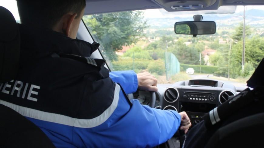 Saint-Martin-le-Vinoux: interpellation du chauffard qui avait forcé le barrage des gendarmes