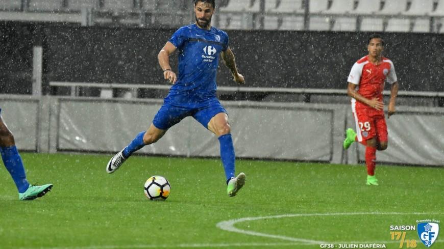 GF38: nouveau match de préparation ce mardi