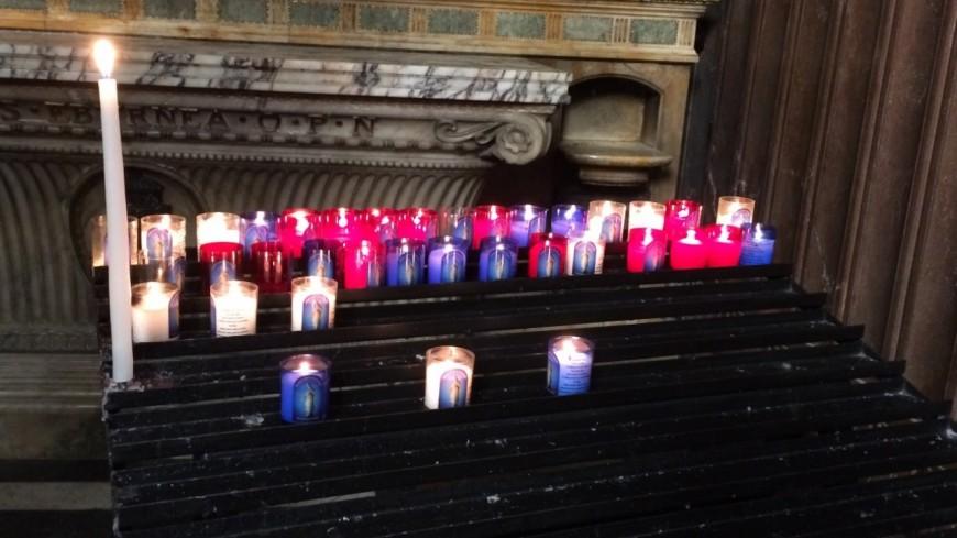 Grenoble: laCollégiale Saint André cambriolée