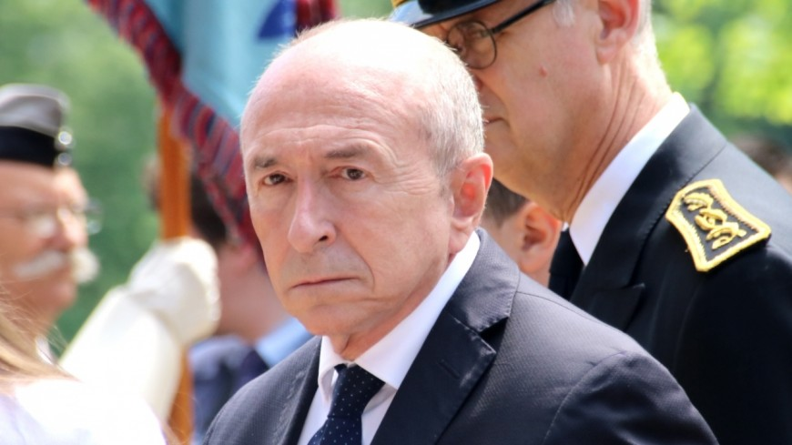 Gérard Collomb annonce des mesures pour la sécurité en région grenobloise