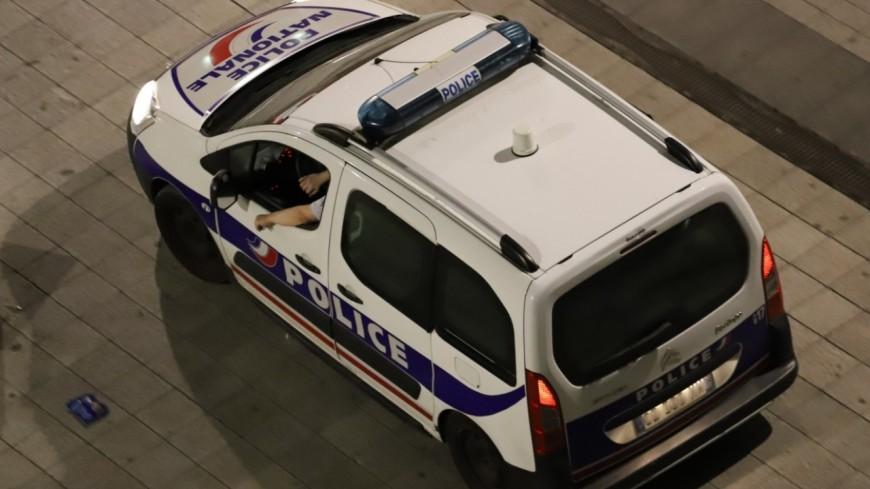 Course-poursuite dans les rues de Grenoble