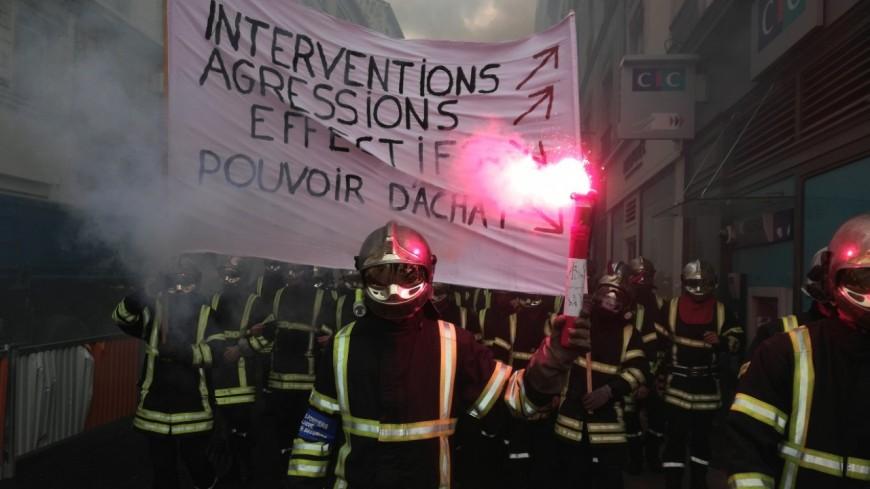 Gilets Jaunes : des pompiers de l'Isère appellent à rejoindre le mouvement