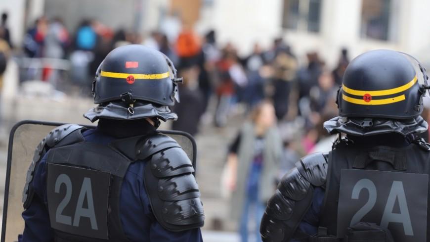 Manifestation sauvage de lycéens ce lundi à Grenoble