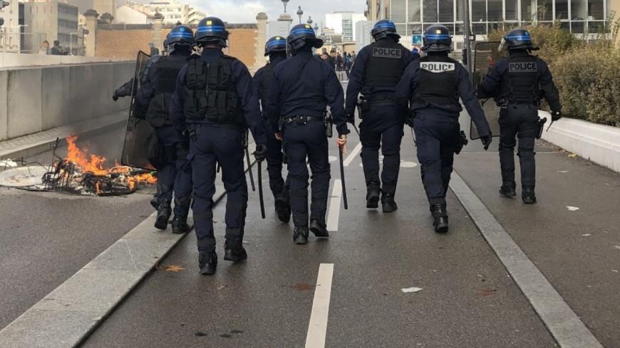 Grenoble : de nouvelles violences lors de manifestations de lycéens