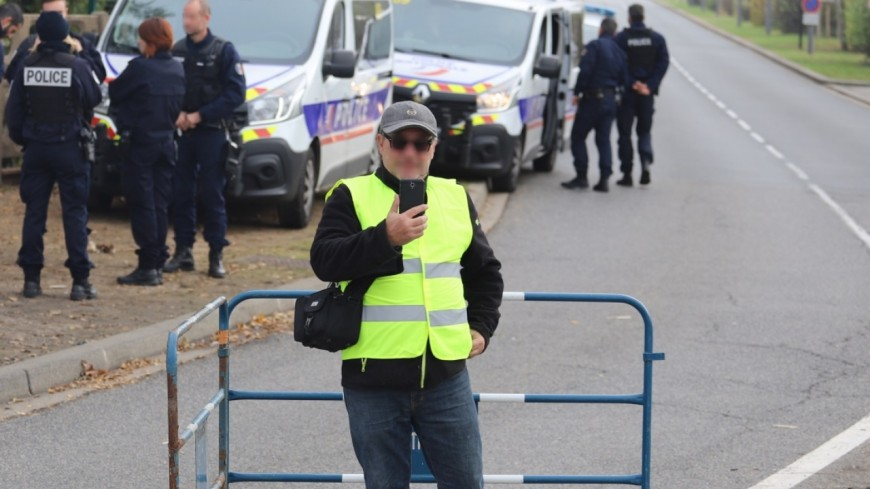 Voreppe : tensions lors d'une action des Gilets Jaunes