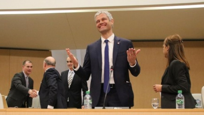 Région ou Assemblée Nationale ? Laurent Wauquiez a tranché !