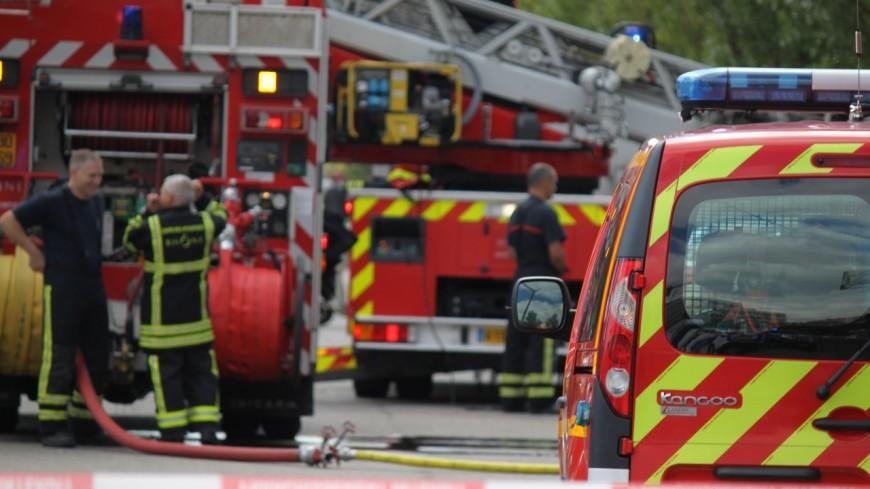 Deux maisons réduites en cendres lors d'un incendie aux Deux Alpes
