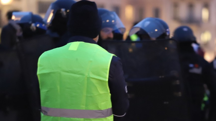 Un gilet jaune grenoblois venu manifester à Lyon avec des explosifs