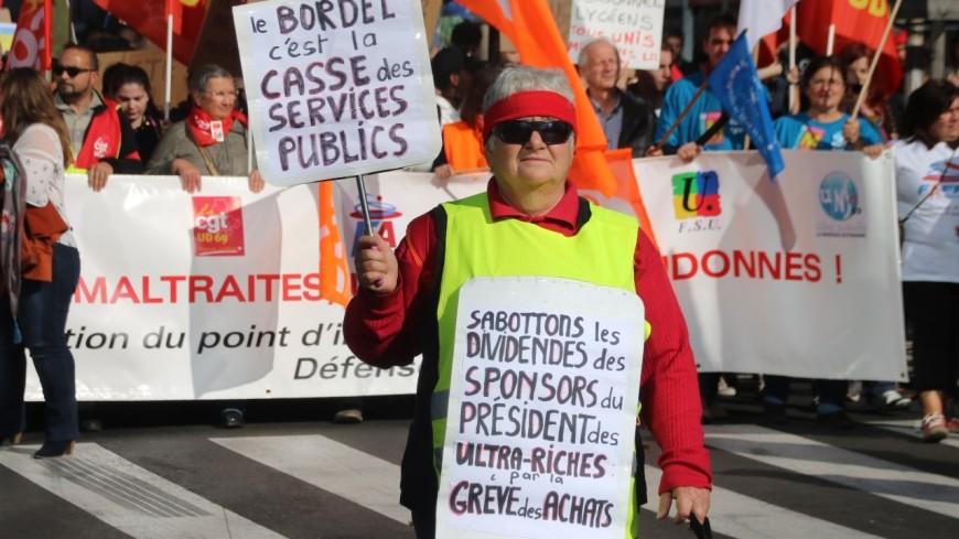 Quelle mobilisation à Grenoble pour la journée de grève interprofessionnelle ?
