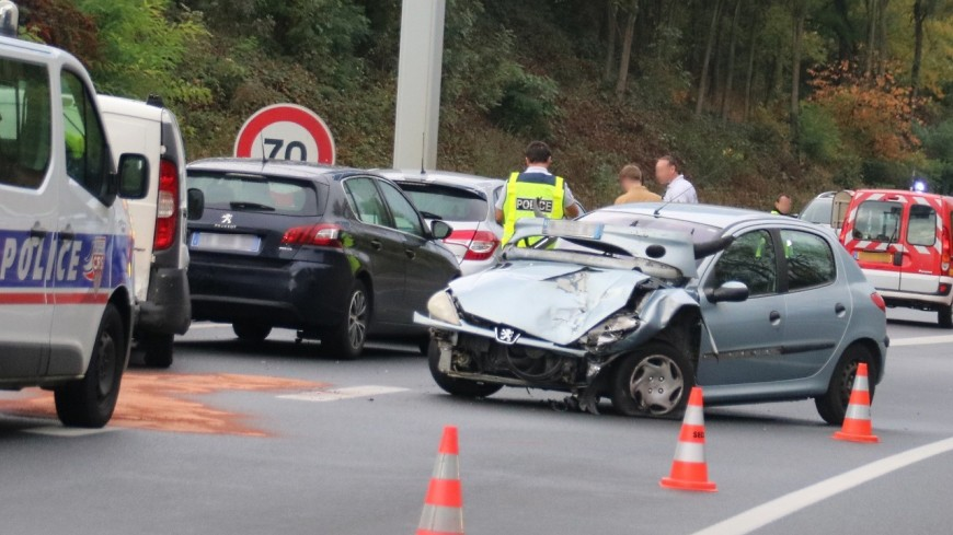 Accidents mortels : l'hécatombe continue sur les routes de l'Isère