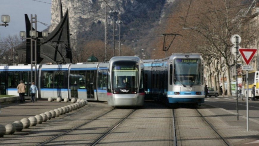Grenoble : des travaux nocturnes sur la ligne A du tramway cette semaine