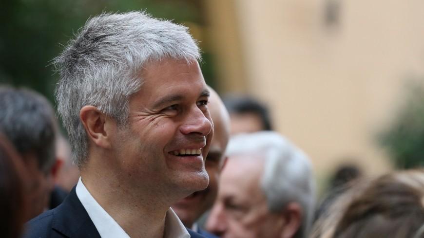 Sondage : une majorité satisfaite de l'action de Laurent Wauquiez à la Région