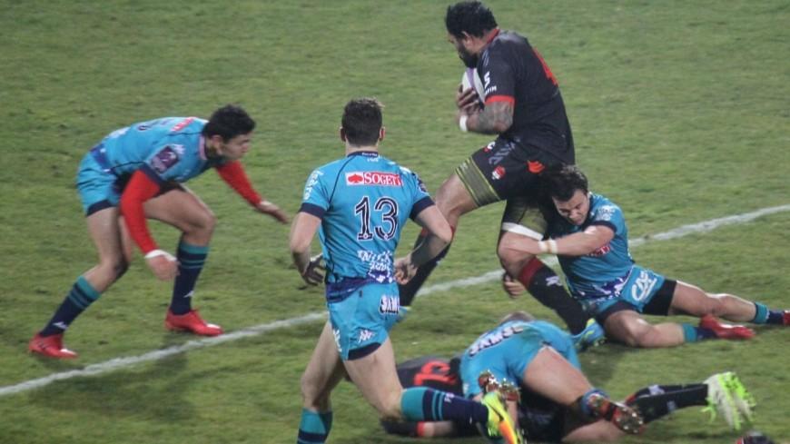 Le FCG coule à Pau (22-0)