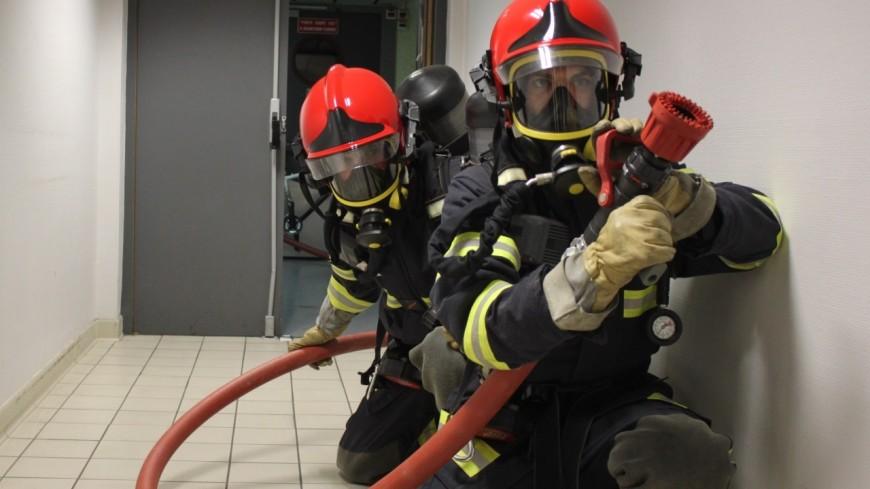 Violent incendie dans un restaurant de Saint-Egrève