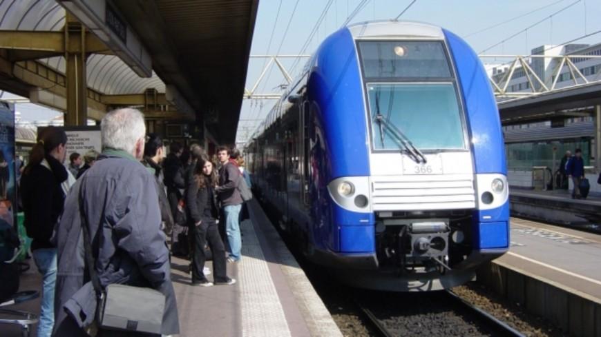 Le trafic SNCF perturbé par une grève mardi